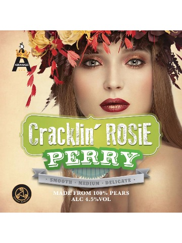 Pumpclip image for Celtic Marches Cracklin' Rosie Perry
