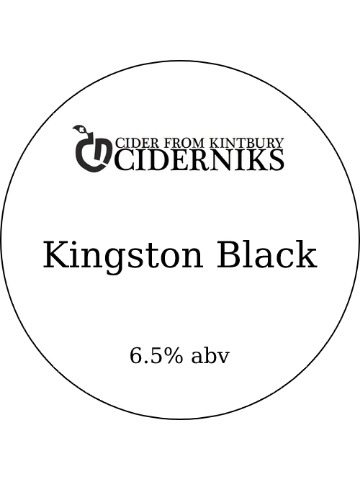 Pumpclip image for Ciderniks Kingston Black