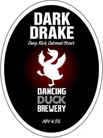 Pumpclip image for Dancing Duck Dark Drake