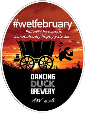 Pumpclip image for Dancing Duck #wetfebruary