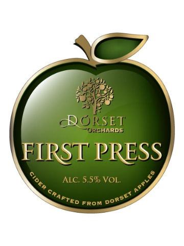 Pumpclip image for Dorset Orchards First Press