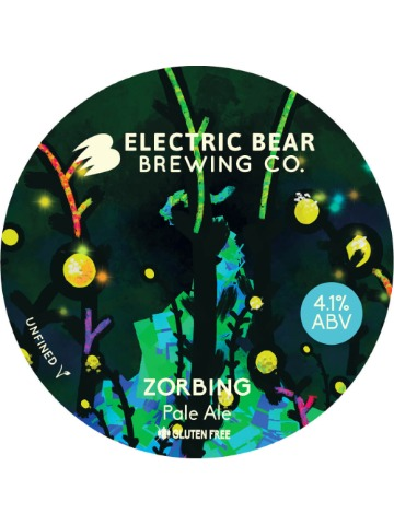 Pumpclip image for Electric Bear Zorbing
