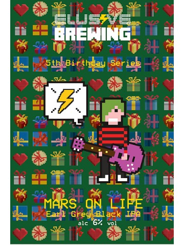 Pumpclip image for Elusive Mars On Life