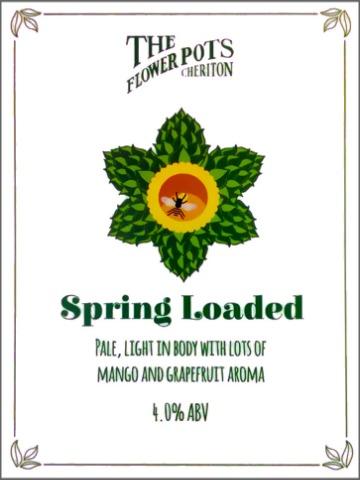 Flower Pots - Spring Loaded