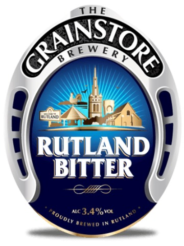 Pumpclip image for Grainstore Rutland Bitter