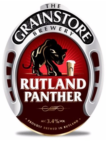 Pumpclip image for Grainstore Rutland Panther