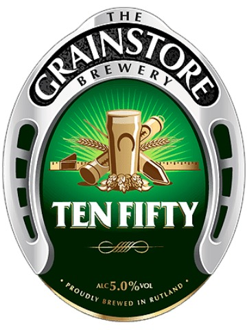 Pumpclip image for Grainstore Ten Fifty