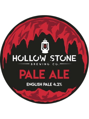 Pumpclip image for Hollow Stone Pale Ale