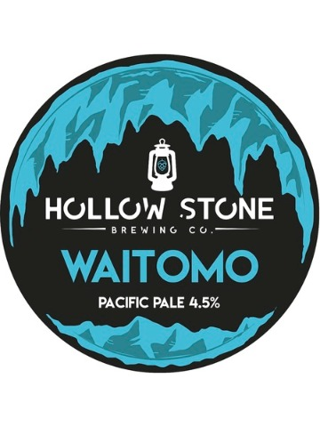 Pumpclip image for Hollow Stone Waitomo