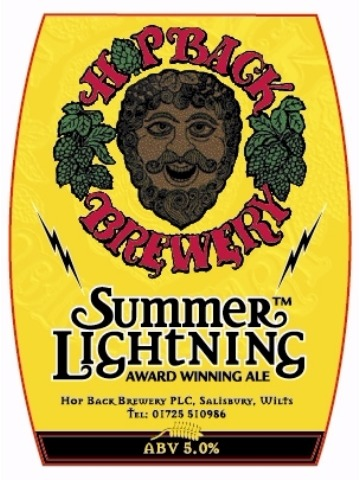 Hop Back - Summer Lightning