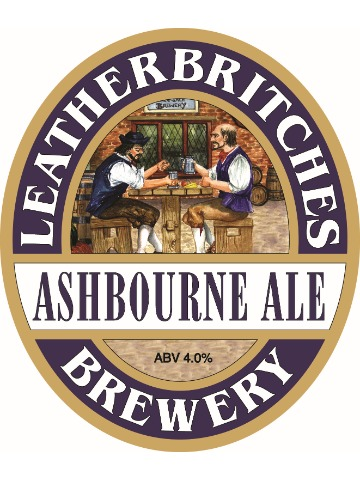 Pumpclip image for Leatherbritches Ashbourne Ale