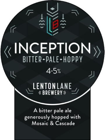 Pumpclip image for Lenton Lane Inception
