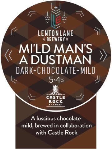 Pumpclip image for Lenton Lane Mi'ld Man's A Dustman