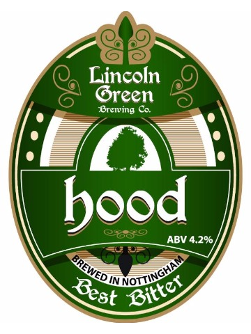 Pumpclip image for Lincoln Green Hood