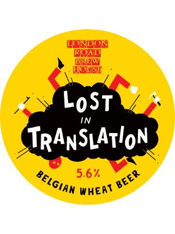 London Road - Lost In Translation