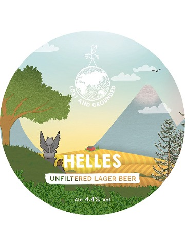 Pumpclip image for Lost and Grounded Helles