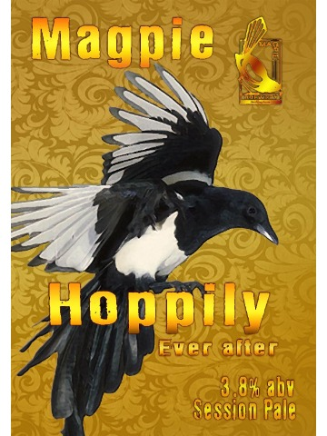 Pumpclip image for Magpie Hoppily Ever After