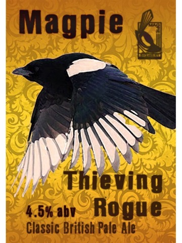 Pumpclip image for Magpie Thieving Rogue