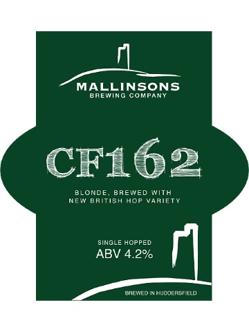 Pumpclip image for Mallinsons CF162