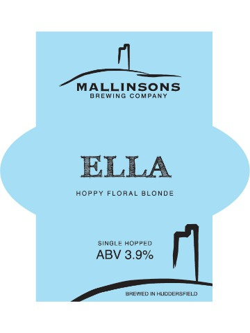 Pumpclip image for Mallinsons Ella