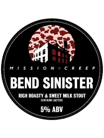 Pumpclip image for Mission Creep Bend Sinister