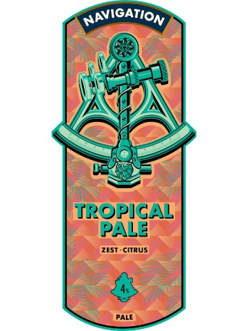 Pumpclip image for Navigation Tropical Pale