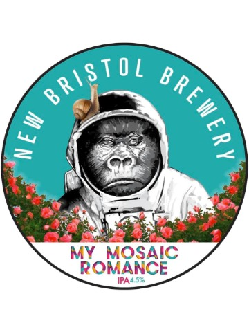 Pumpclip image for New Bristol My Mosaic Romance