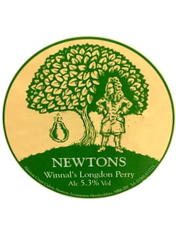 Pumpclip image for Newton Court Winall's Longdon Perry