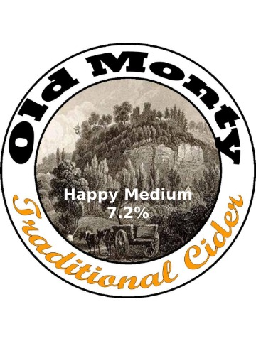 Pumpclip image for Old Monty Happy Medium