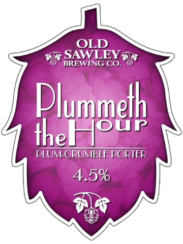 Pumpclip image for Old Sawley Plummeth the Hour