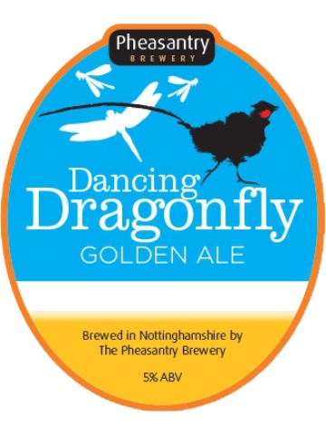 Pumpclip image for Pheasantry Dancing Dragonfly