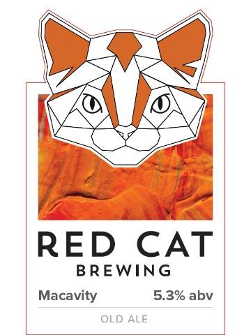 Red Cat - Macavity