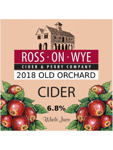 Pumpclip image for Ross on Wye 2018 Old Orchard