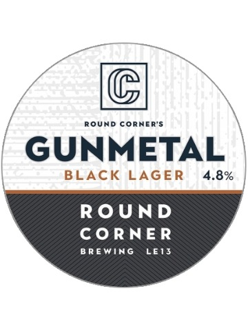 Pumpclip image for Round Corner Gunmetal