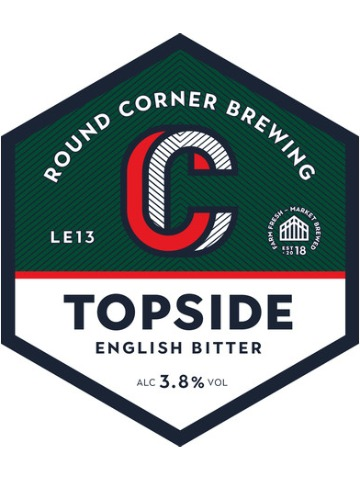 Pumpclip image for Round Corner Topside - English Bitter
