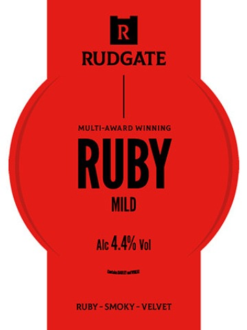 Pumpclip image for Rudgate Ruby