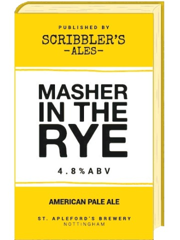 Pumpclip image for Scribblers Masher in the Rye