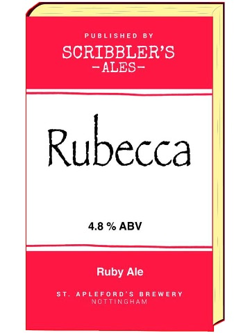 Pumpclip image for Scribblers Rubecca