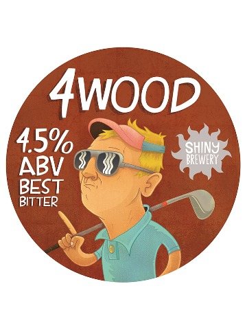 Pumpclip image for Shiny 4 Wood