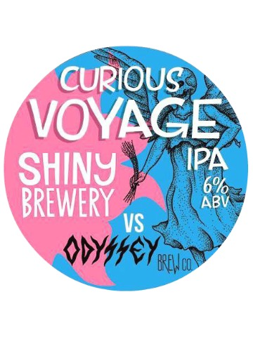 Pumpclip image for Shiny Curious Voyage