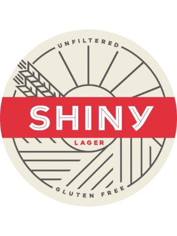 Pumpclip image for Shiny Lager