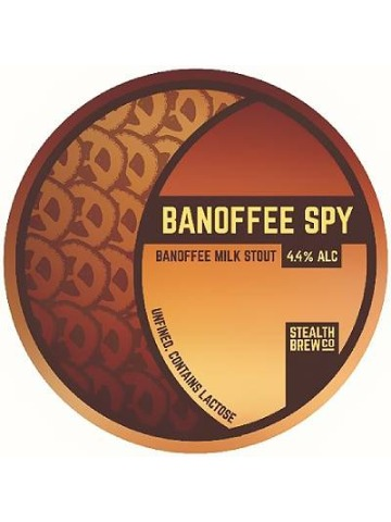 Pumpclip image for Stealth Banoffee Spy