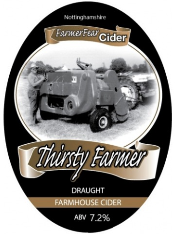 Pumpclip image for Thirsty Farmer Farmer Fear