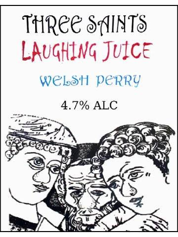 Pumpclip image for Three Saints Laughing Juice