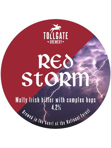 Pumpclip image for Tollgate Red Storm