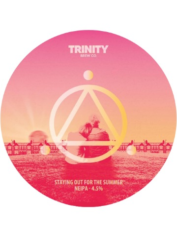 Pumpclip image for Trinity Staying Out For Summer