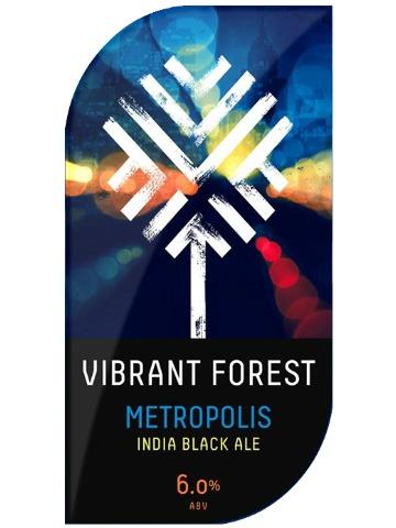 Vibrant Forest - Metropolis