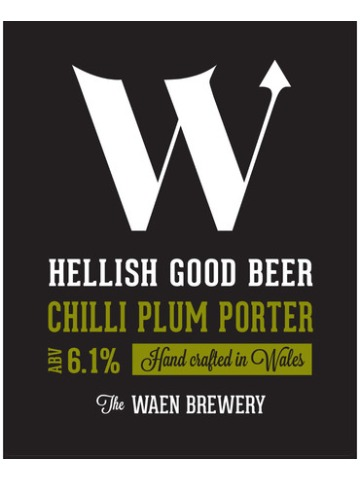 Pumpclip image for Waen Chilli Plum Porter