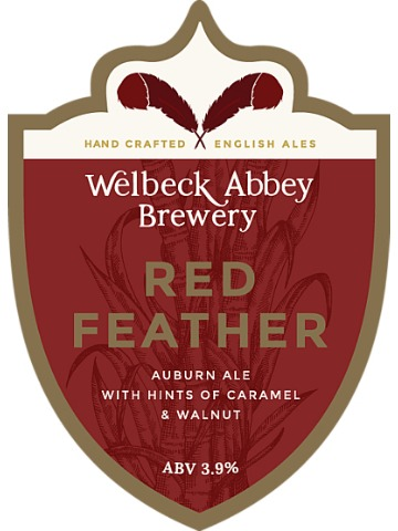 Pumpclip image for Welbeck Abbey Red Feather