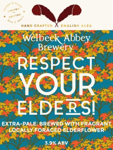 Pumpclip image for Welbeck Abbey Respect Your Elders
